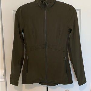 Lululemon running jacket. SZ 6